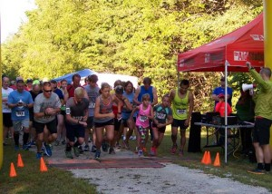 There were over 70 participants in the inaugural Ralph M. Hamlett Memorial 5K Run Walk. Top finishers male were Sam Dangc, R.B. Carter and Robbie Stephens; top female, Hannah Murphy, Natalie Cheyne and Haleigh Tweedy.