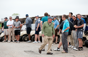 Nearly 126 people came together for a day of fellowship, connection and camaraderie at The Manor Golf Club.