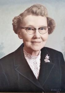 Louise Harrison McCraw